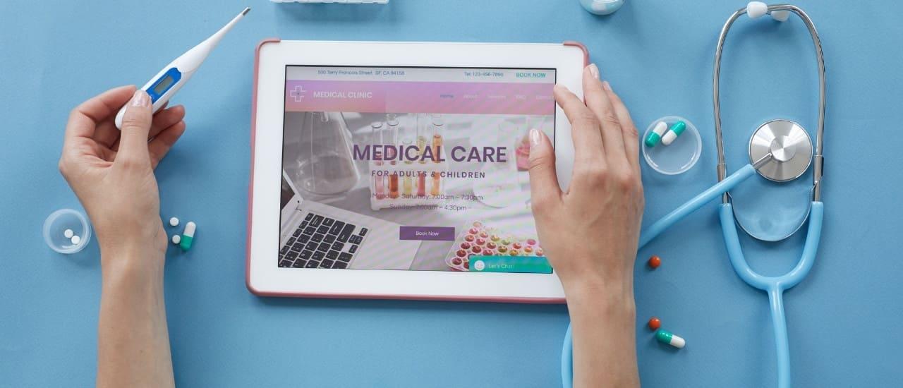 Pourquoi votre cabinet médical a besoin d'un site web
